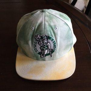 Mitchell & Ness Boston Celtics Tie Dye Snapback